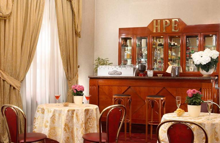 Bar hotel pace helvezia roma