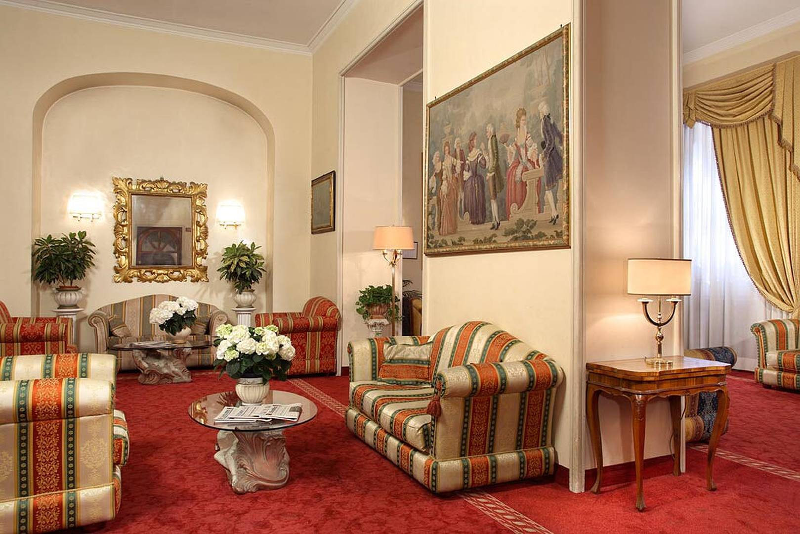 Your charming hotel in rome pace helvezia hotel